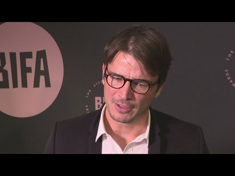 "BIFAs: Josh Hartnett - ""I suffer from anxiety"""