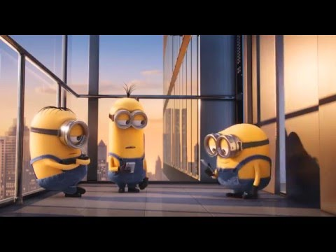 "Promo Trailer_Minions Dancing To Young Gifted Hit Single ""Cash Flow"""