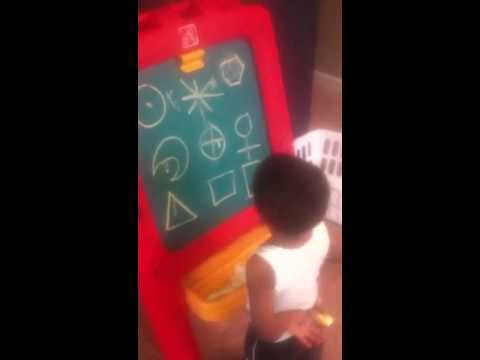 Signs and Symbols two year old!!!
