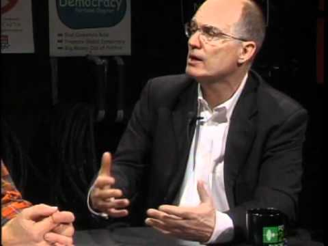 David Cobb On Amending the US Constitution to eliminate corporate personhood