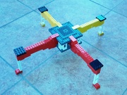 Lego Drone Frame Complete