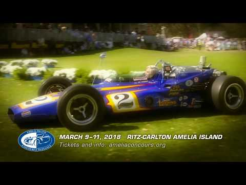 Announcing the 23rd Annual Amelia Island Concours d'Elegance