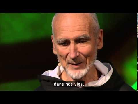 Vous voulez être heureux ? Soyez reconnaissants - Conférence TED de David Steindl-Rast