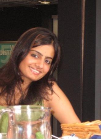 Purvi Adeshara