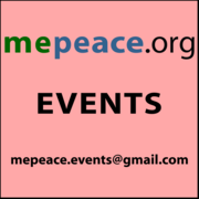 MEPEACE events