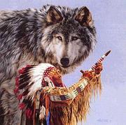 warrior_&_wolf