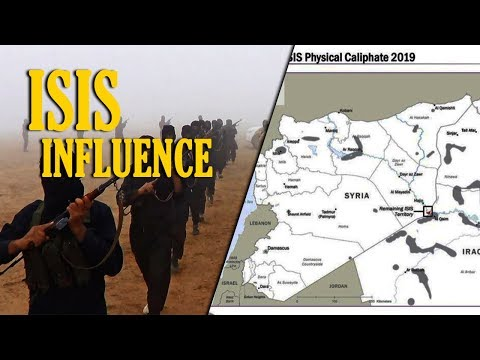 Syrian War Report – March 21, 2019: ISIS Influence Is Still Strong In US-controlled Part Of Syria
