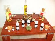 Os óleos essenciais