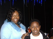 Me and another son