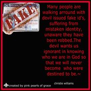 Are you Carrying Around FAKE ID's????
