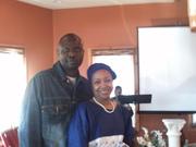 Minister Evelyn Adewoye
