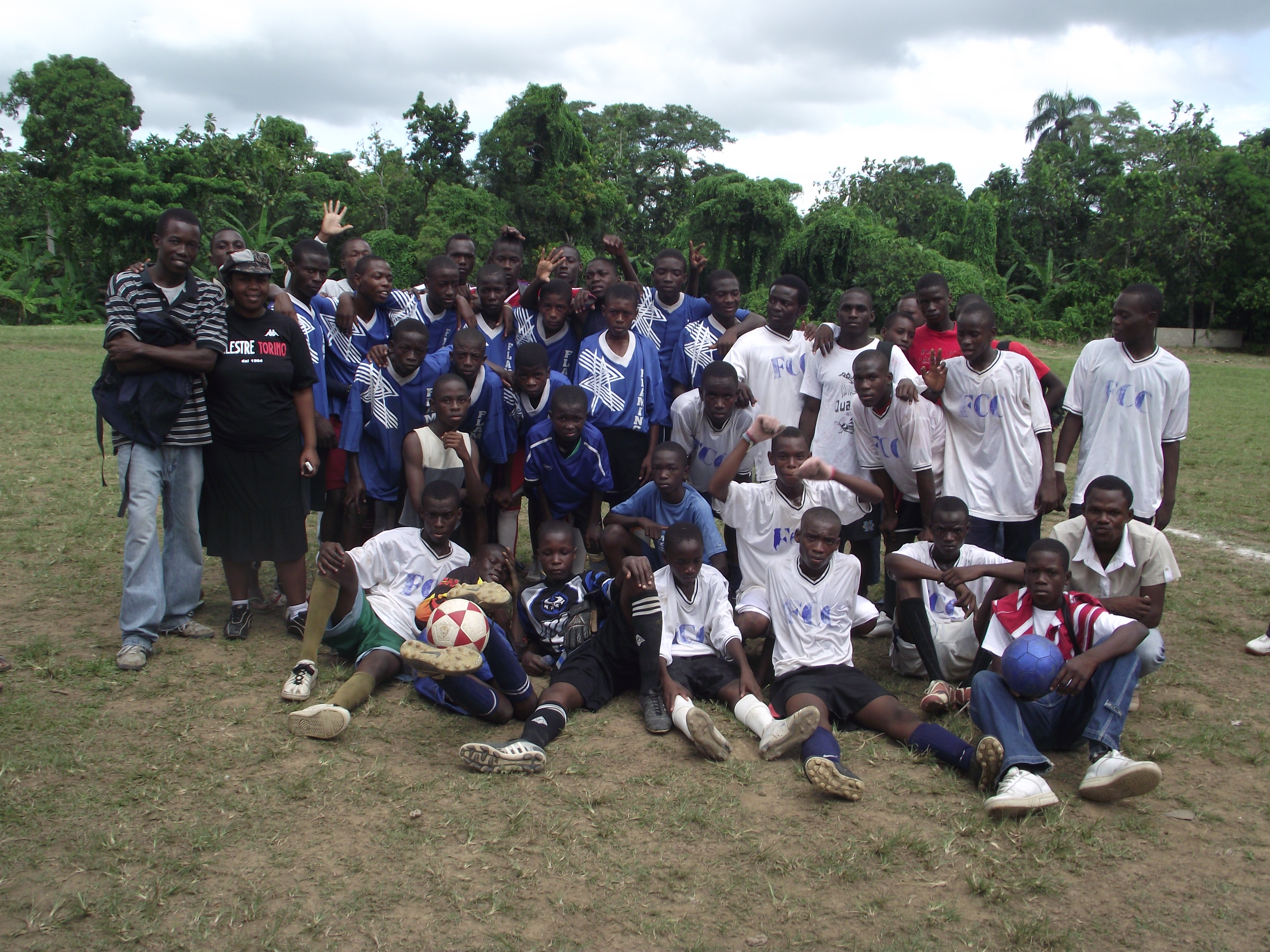 gedeon football club Haiti