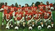 1965 Huskers Offense GBR !!!!!