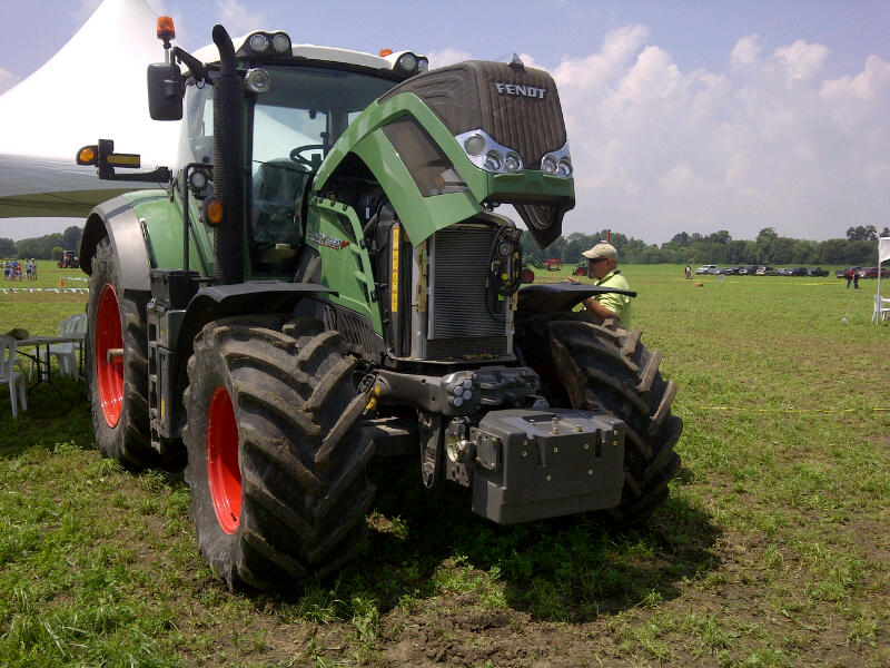 Fendt Field Day Demo