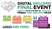 Digital Welcome final event on 24 May 2019