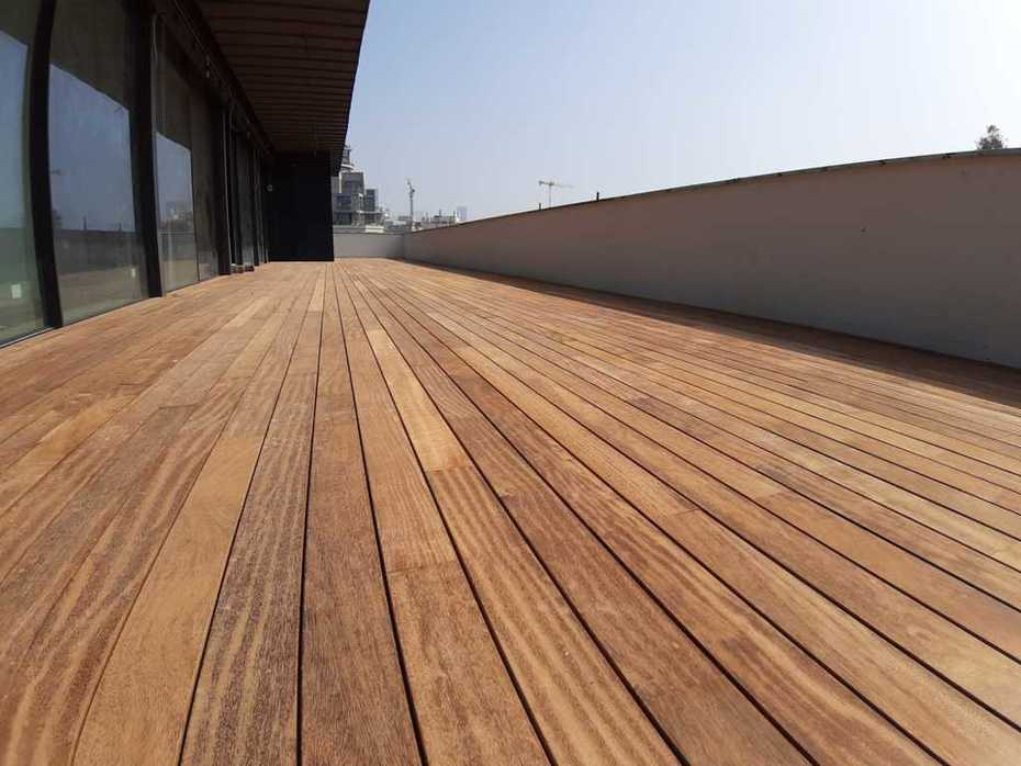 Magnet Decking by Exterpark Invisible