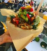 Soffles (Nachos / Quesapita / Tacos) at Tottenham Social