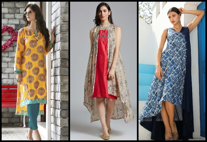 Fashionable And Modern Women Kurti Designs For 2019 Fashion Industry Network