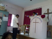 At the time of my Birth day prayer