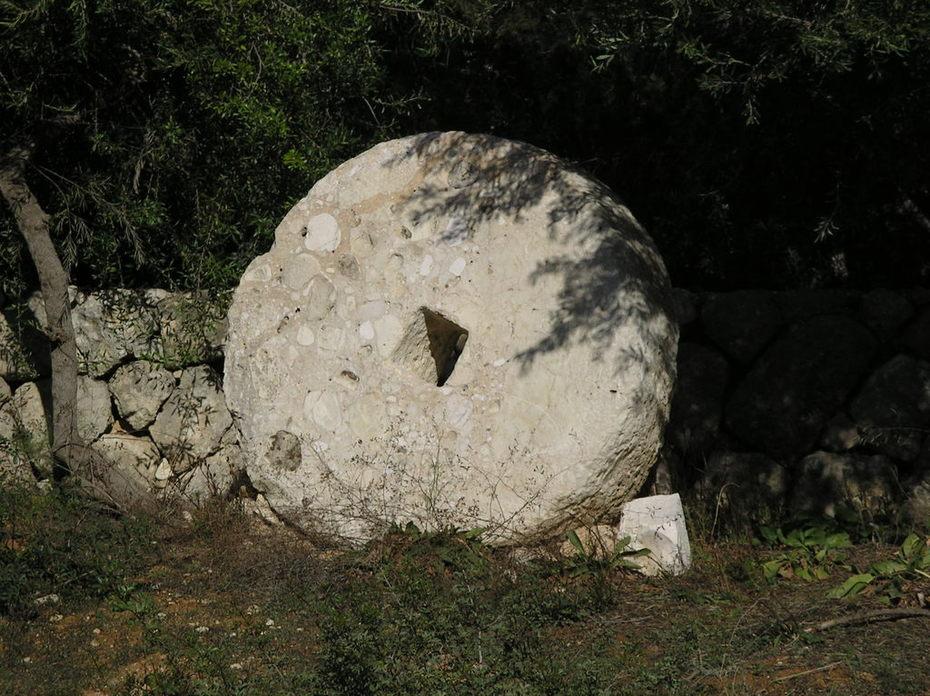 Millstone in Israel
