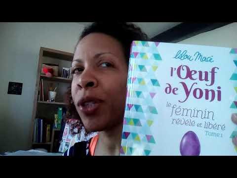 Quel livre choisir: oeuf de Yoni
