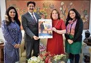 National Security Day Observed at AAFT