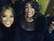 Sherry Gordy and Mary Wilson