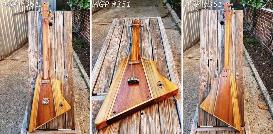 AGP #351 - ''4 Wood''