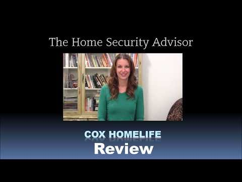 Cox Homelife Security Review