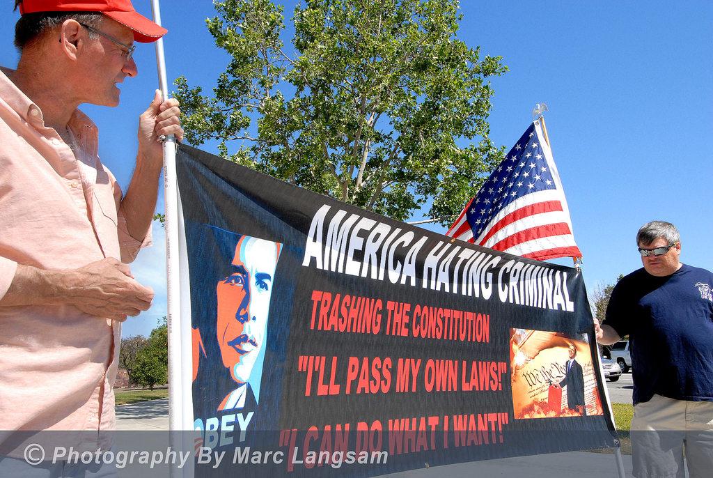 Impeach Obama Simi Valley 4/4/2015