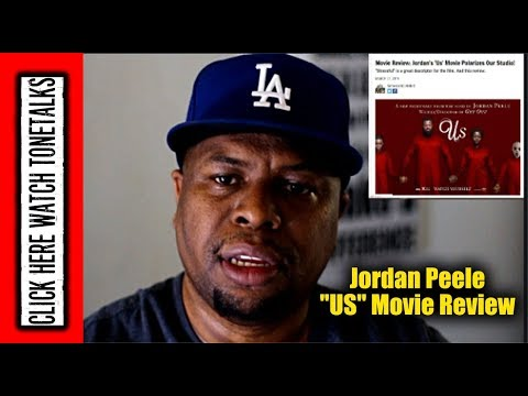 "Jordan Peele ""US Movie"" & #ADOS in America"