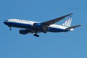 United Airlines B777-222 (N769UA)