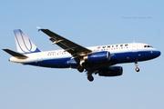 United Airlines A319-131 (N810UA)