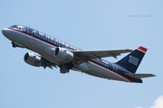 US Airways A319-112 (N770UW))