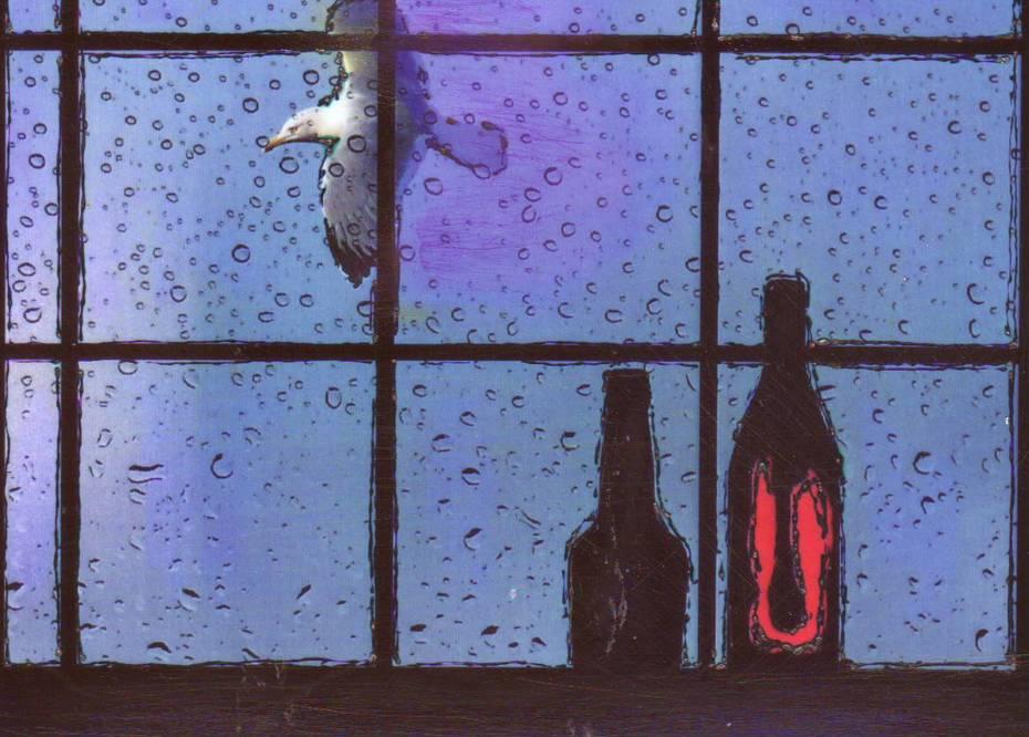 Zink manipulation:Dopo la pioggia il sereno