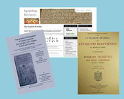 HERRAMIENTAS PARA BÚSQUEDA Y UTILIZACIÓN DE INFORMACIÓN CIENTÍFICA: Egiptología