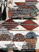 Cocina y alimentación faraónica - on line