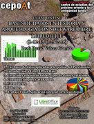 Bases de datos en historia y arqueología con software libre: Libreoffice. - On Line