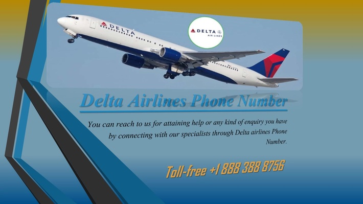 Make a call at Delta Airlines Phone number to book a flight ticket