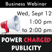 Power Charged Publicity Seminar
