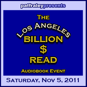 The Billion $ Read:  A One Day Audiobook Event