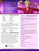 Live the Dream with Elley-Ray Hennessy Voiceover Workshop