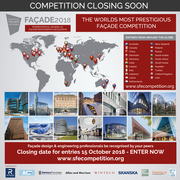 FACADE2018 - International Awards for Facade Engineering Excellence