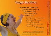 1ère séance de Yoga du Rire Toulouse