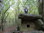 See the dolmens for guidence and inspiration!