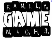 FAMILY GAME NIGHT AT BORDERS