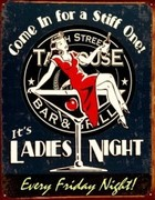 Ladies Night at 11th St. Taphouse - JAMES DEANS IS MOVING!  CATCH HIS LAST NIGHT  & Colorblind from 9:30 to close!  Great Show!