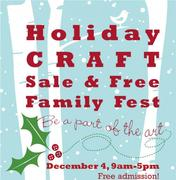 MOCA's Holiday Craft Sale and Family Fest