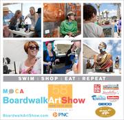 Boardwalk Art Show 2013