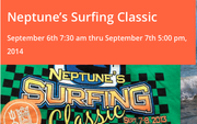 41ST ANNUAL NEPTUNE'S SURFING CLASSIC